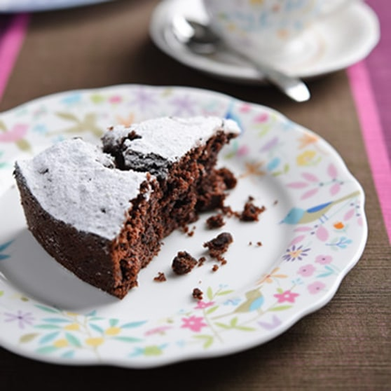 Dark Chocolate And Beetroot Cake Recipe